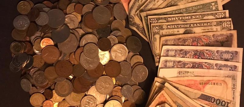 DE en oud geld